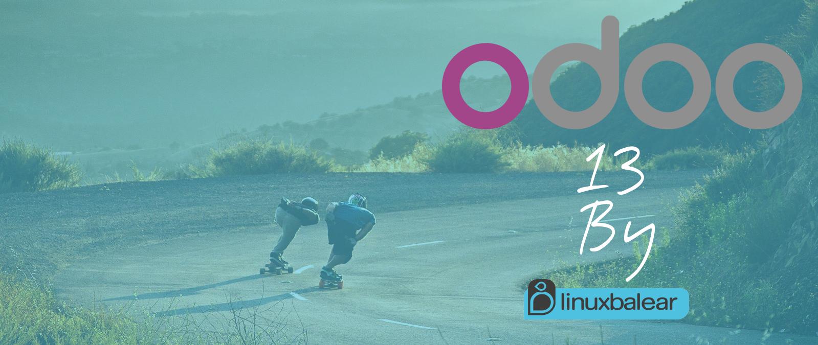 Odoo 13 by Linuxbalear